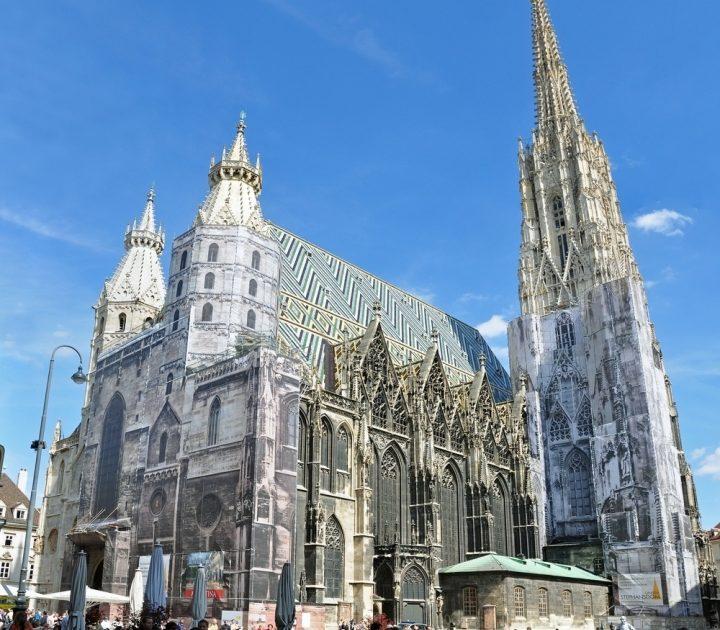 維也納必去的觀光景點斯德望主教座堂Stephansdom