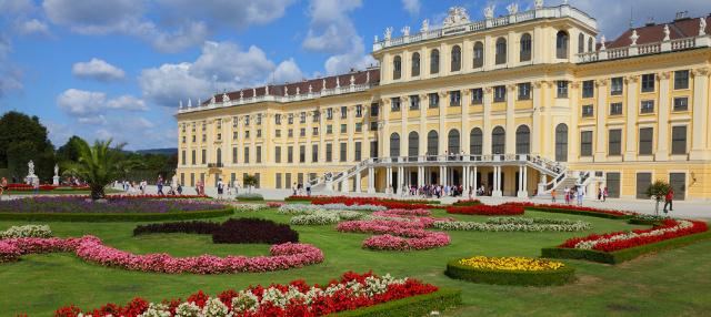 熊布朗宮美泉宮Schönbrunn