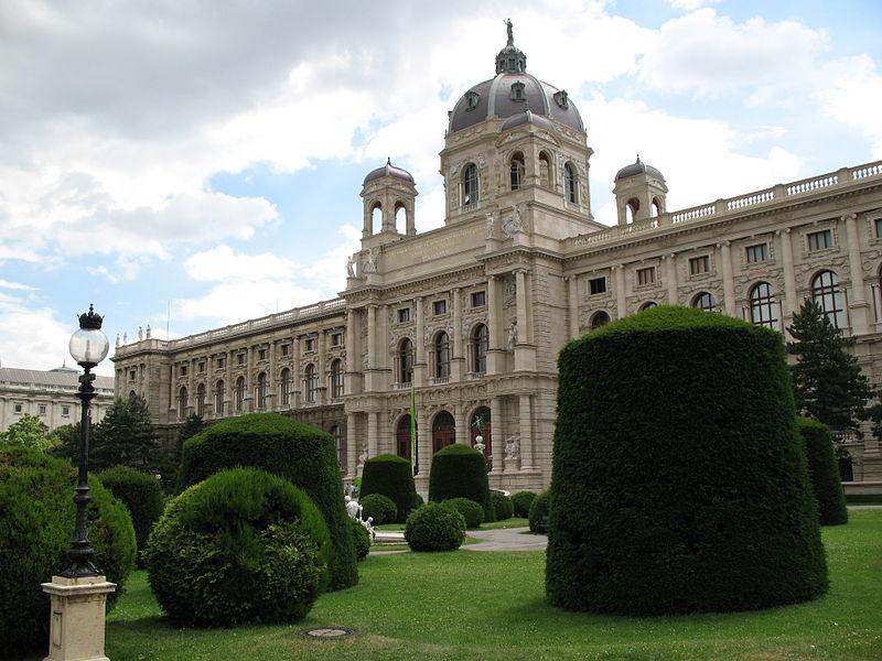 維也納藝術史博物館Kunsthistorisches Museum