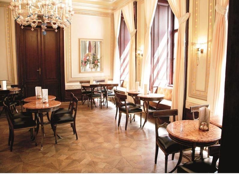維也納必吃的美食餐廳薩赫蛋糕vienna cafe