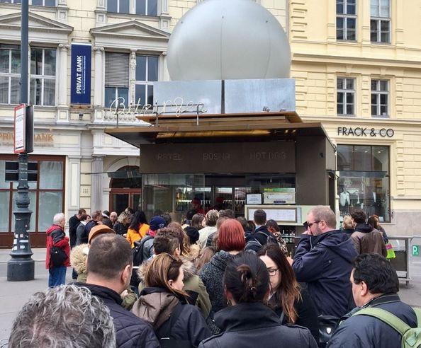 維也納必吃的美食餐廳vienna food