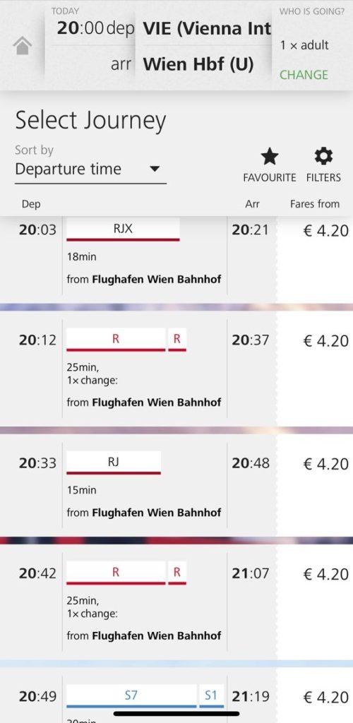 維也納購買地鐵交通票
