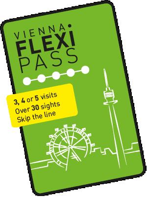 Flexi Pass維也納自選景點卡