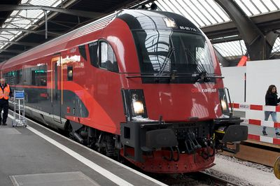 國鐵OBB Railjet