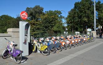 維也納Citybike