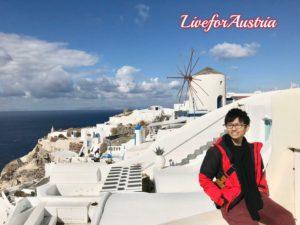 希臘聖托里尼島Greece