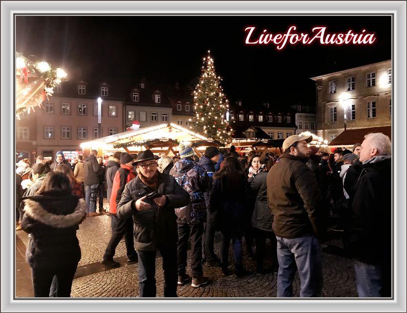 德國紐倫堡聖誕市集Nuremberg Christmas Market