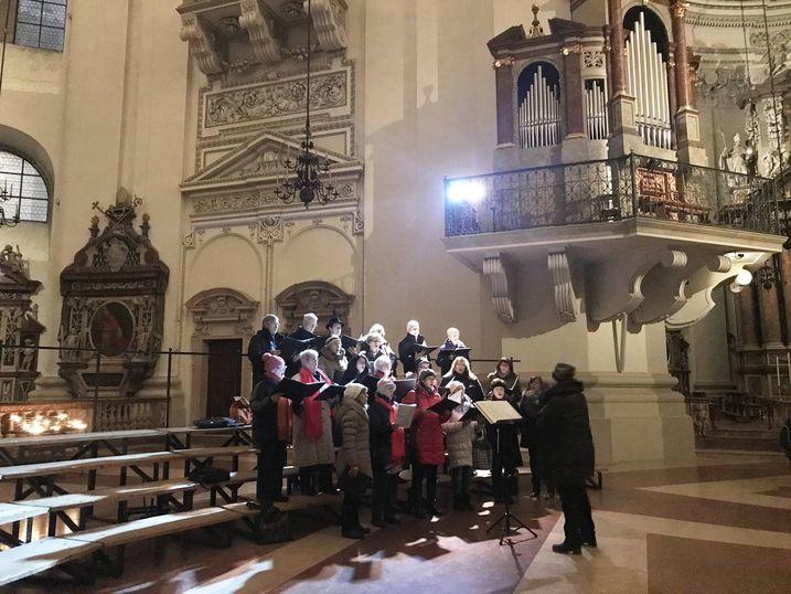 薩爾斯堡主教座堂Salzburg Cathedral合唱團