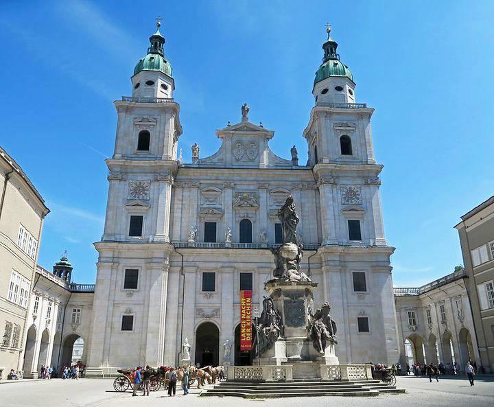 薩爾斯堡主教座堂Salzburg Cathedral