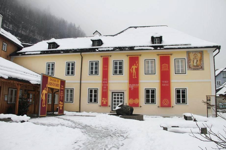 哈修塔特博物館Hallstatt museum