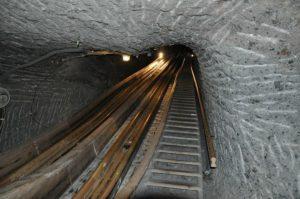 哈萊茵鹽礦溜滑梯