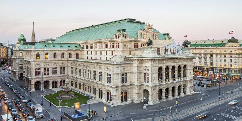 維也納國家歌劇院Wiener Staatsoper