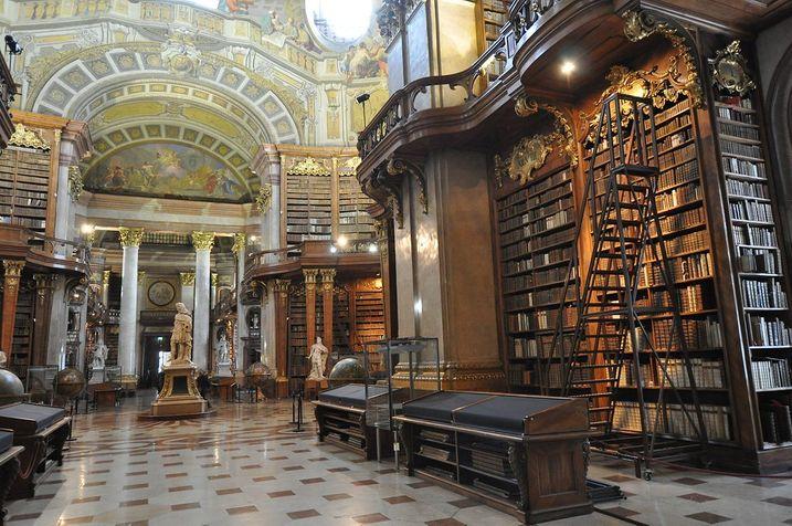 奧地利國家圖書館National Library of Austria