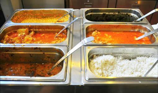 維也納Vienna必吃的美食巴基斯坦餐廳
