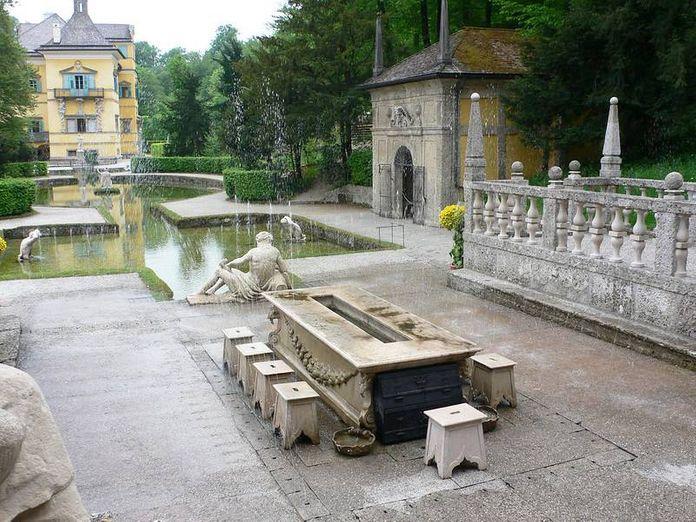 惡作劇噴泉Trick Fountains