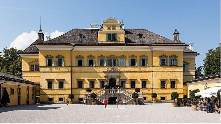 海爾布倫宮Hellbrunn Palace