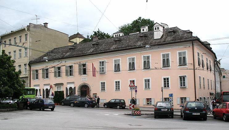 莫札特故居Mozart Residence