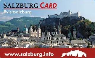 薩爾斯堡卡Salzburgcard