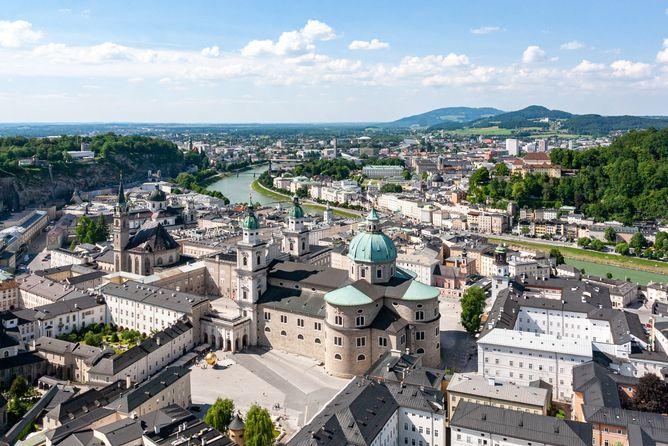 薩爾斯堡Salzburg