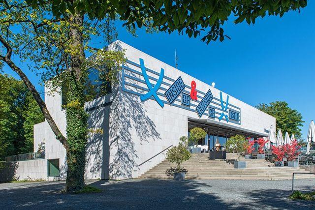 薩爾斯堡現代藝術博物館Modern Art Museum