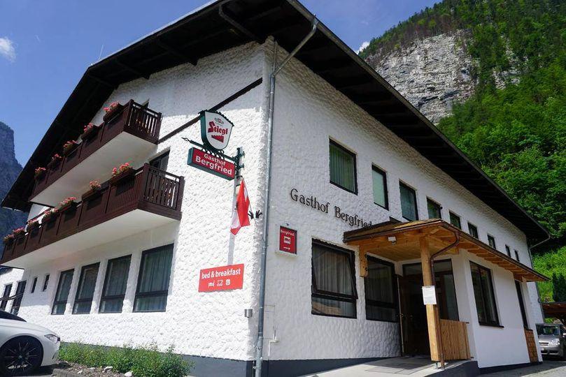 哈爾施塔特貝爾格弗裡德伽斯霍夫飯店 (Gasthof Bergfried)
