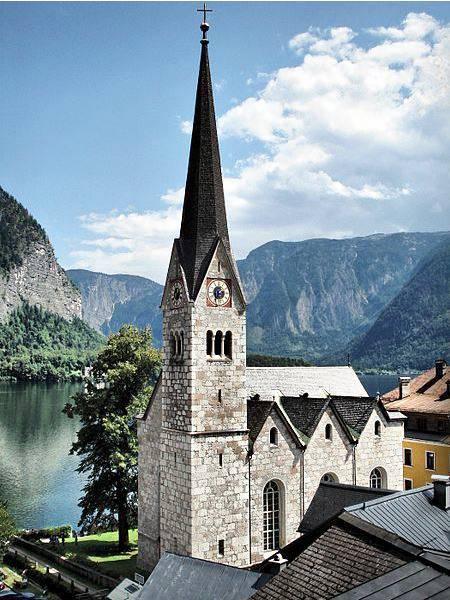 哈修塔特路德教堂Hallstatt Lutheran