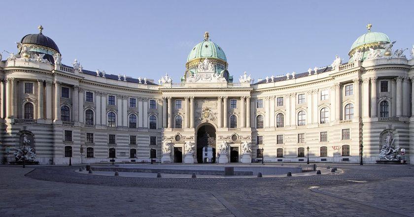 霍夫堡皇宮Hofburg