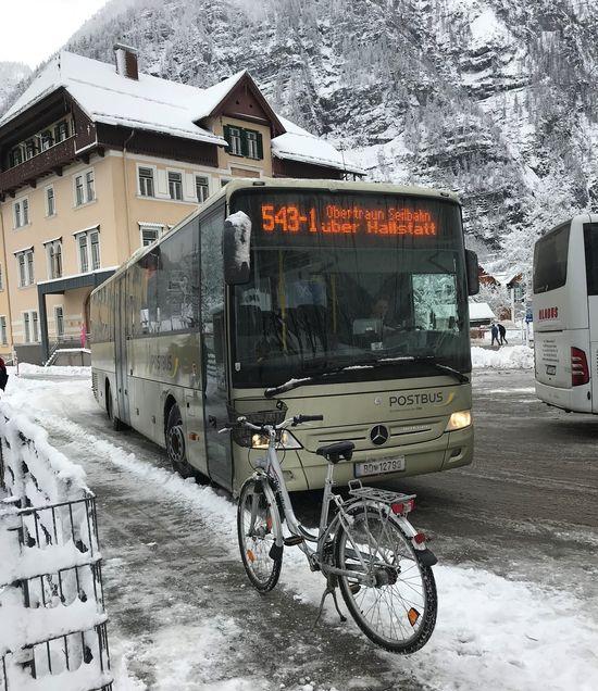 哈修塔特Hallstatt543公車巴士