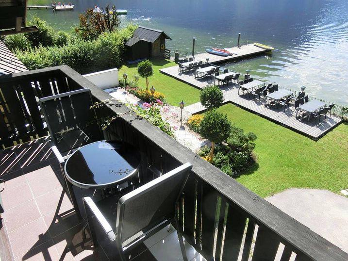 哈爾施塔特Hotel Haus Am See - Hallstatt Lake