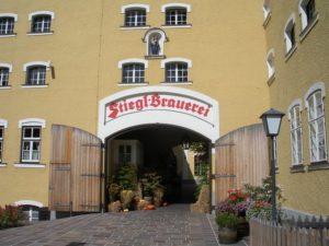 stiegl啤酒廠