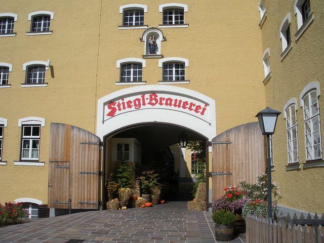 Stiegl啤酒廠Stiegl Brewery